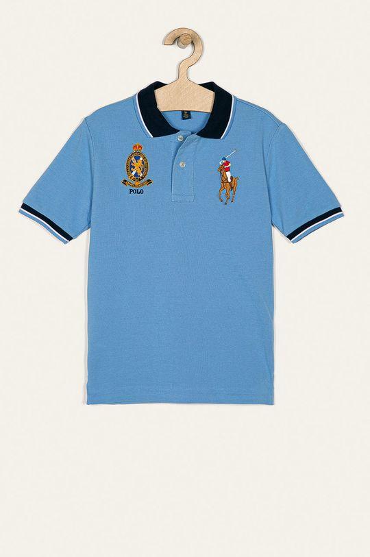 modrá Polo Ralph Lauren - Detské polo tričko 134-176 cm Chlapčenský