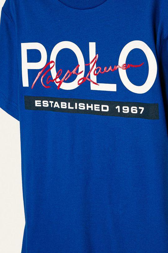 Polo Ralph Lauren - Dětské tričko 134-176 cm modrá