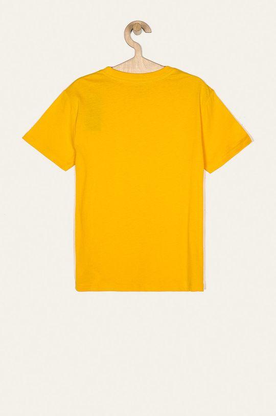 Polo Ralph Lauren - Dětské tričko 134-176 cm hořčicová