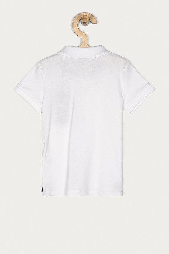 Guess Jeans - Polo dziecięce 92-122 cm biały