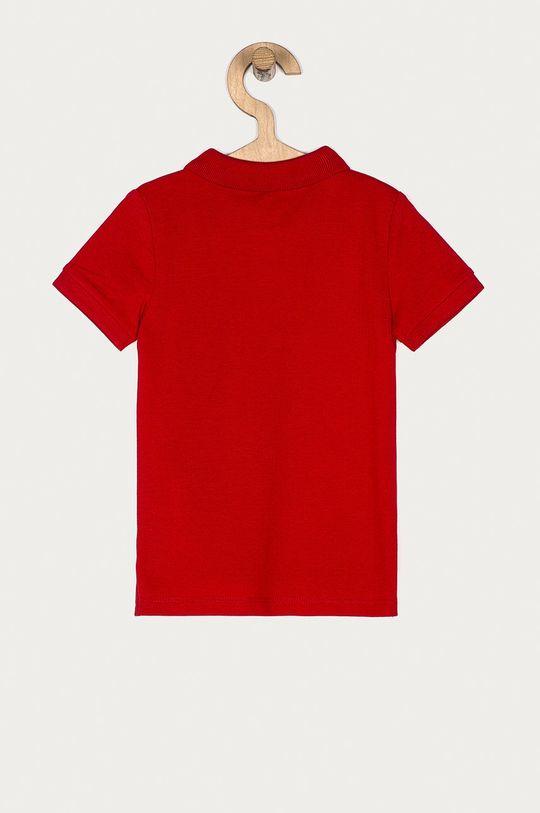 Guess Jeans - Дитяче поло 92-122 cm червоний