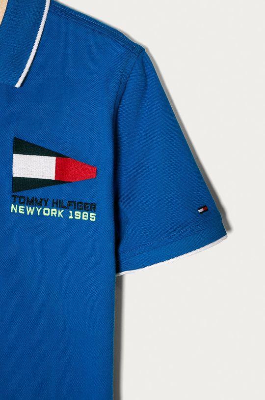 Tommy Hilfiger - Detské polo tričko 140-176 cm  100% Bavlna