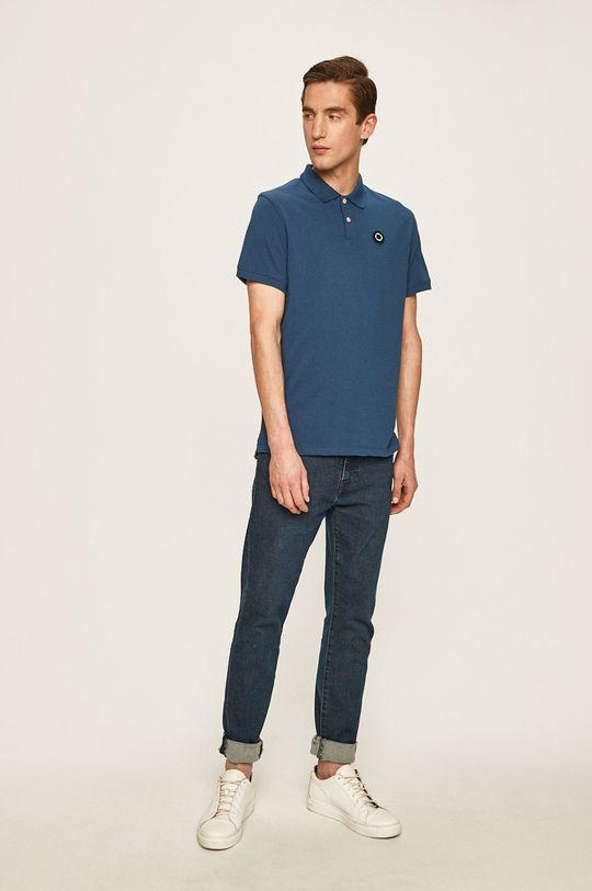 Pepe Jeans - Polo tričko Cranford modrá