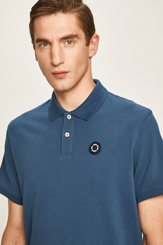 modrá Pepe Jeans - Polo tričko Cranford