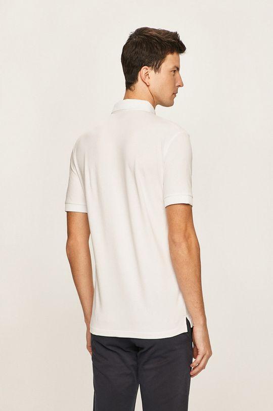 Armani Exchange - Polo tričko Materiál č. 1: 96% Bavlna, 4% Elastan Materiál č. 2: 2% Elastan, 98% Polyester