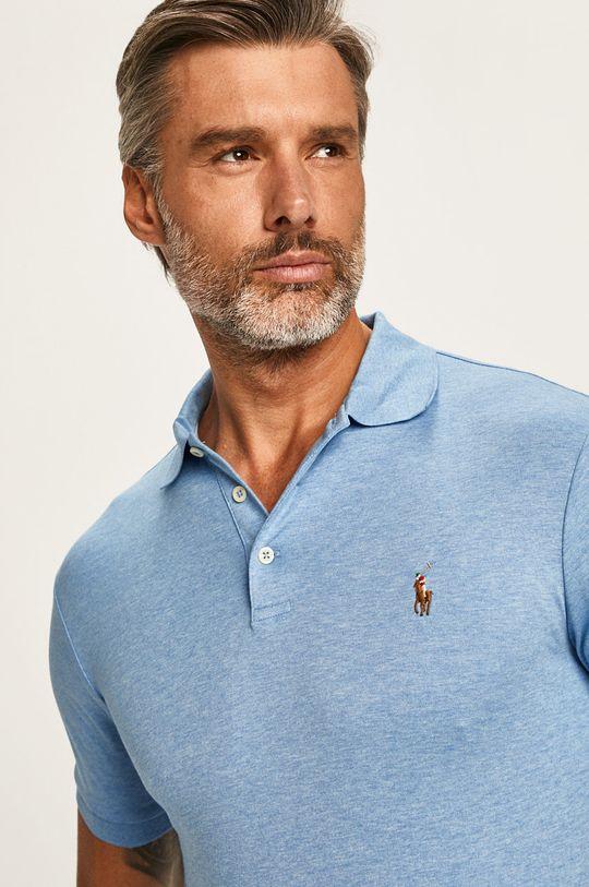 světle modrá Polo Ralph Lauren - Polo tričko Pánský