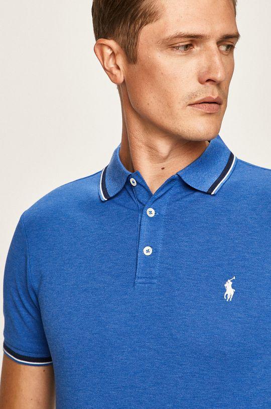modrá Polo Ralph Lauren - Polo tričko