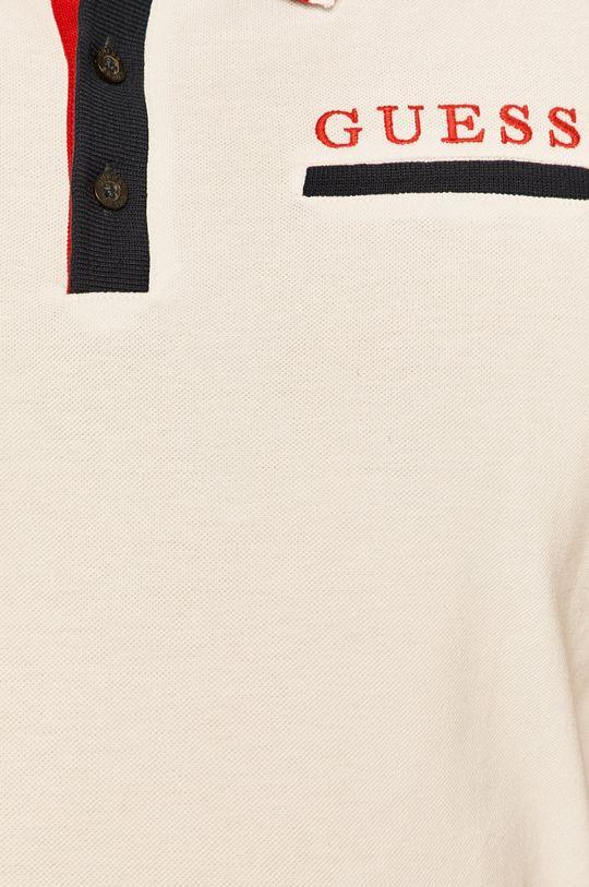 Guess Jeans - Polo tričko Pánský