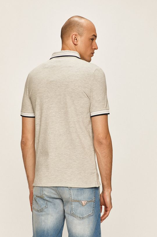 Guess Jeans - Tricou Polo 95% Bumbac, 5% Elastan