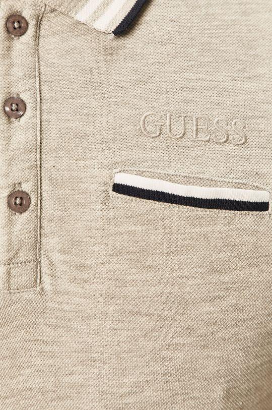 Guess Jeans - Pánske polo tričko Pánsky