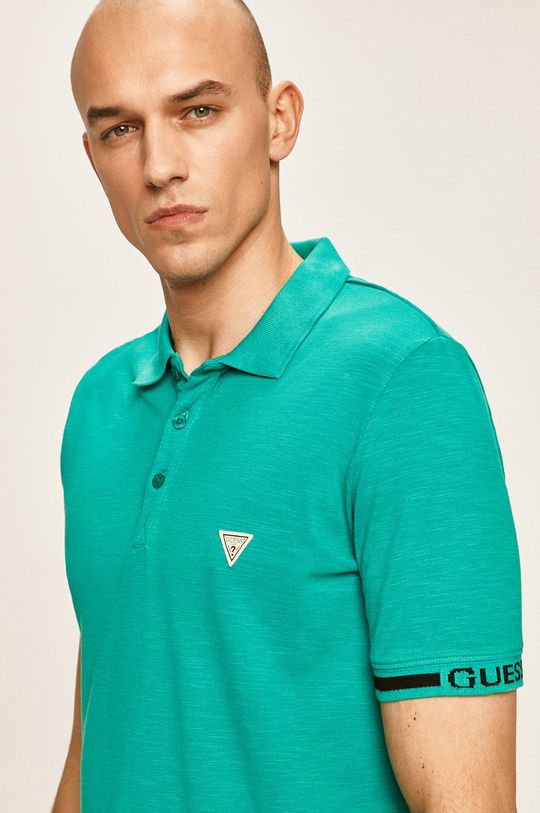 verde Guess Jeans - Tricou polo