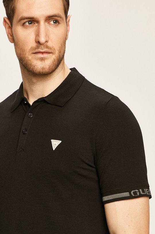 Guess Jeans - Tricou polo De bărbați