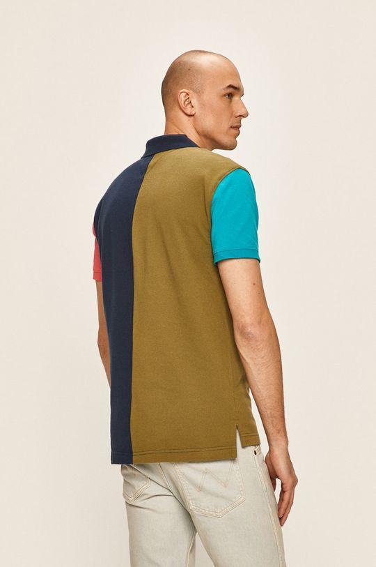 Tommy Jeans - Тениска с яка  100% Памук