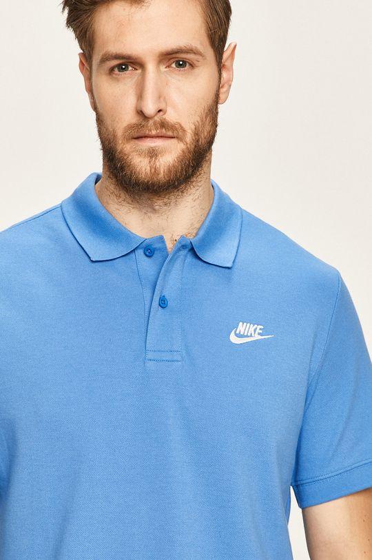modrá Nike Sportswear - Polo tričko