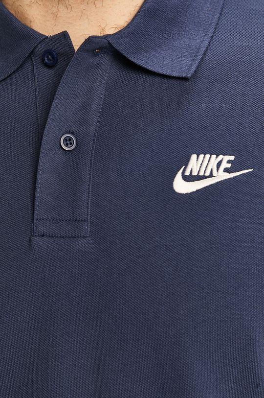 námořnická modř Nike Sportswear - Polo tričko