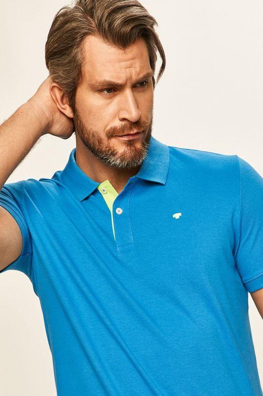 modrá Tom Tailor Denim - Polo tričko