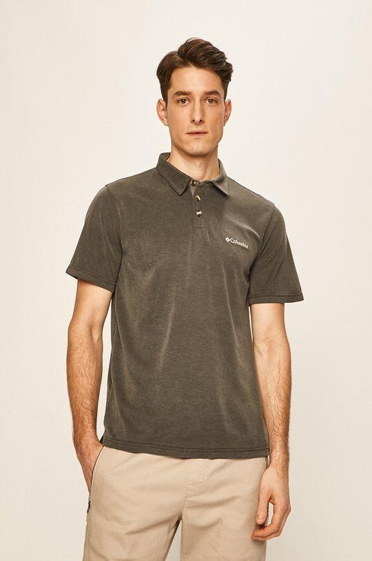 gri Columbia - Tricou polo De bărbați