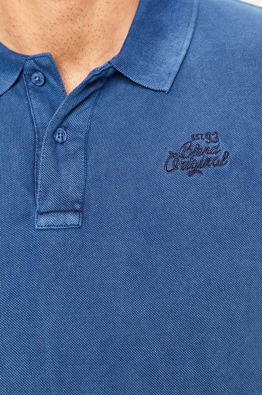 Blend - Тениска с яка Чоловічий