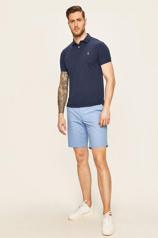 Polo Ralph Lauren - Polo tričko námořnická modř