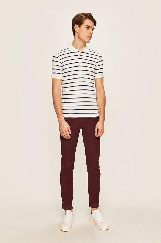 Polo Ralph Lauren - Pánske polo tričko biela