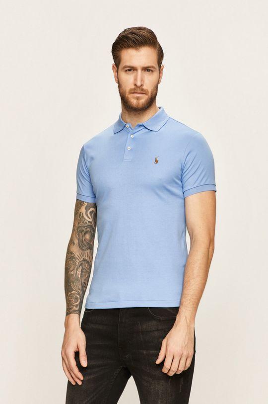 albastru Polo Ralph Lauren - Tricou Polo De bărbați
