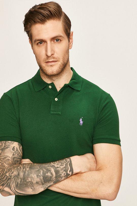 zelená Polo Ralph Lauren - Polo tričko Pánský