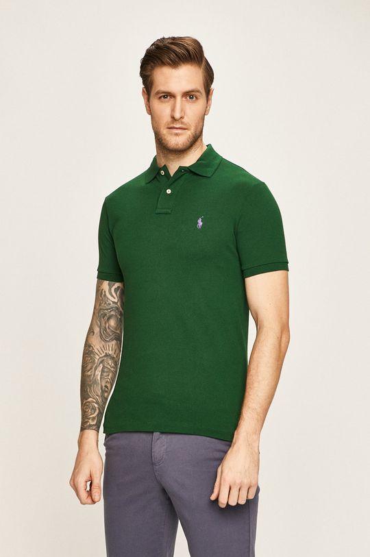 zelená Polo Ralph Lauren - Polo tričko