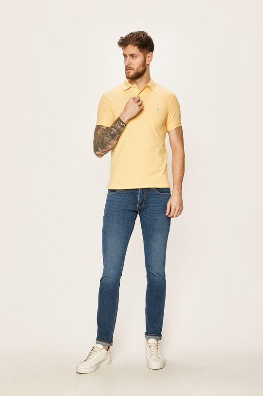 Polo Ralph Lauren - Polo tričko žlutá