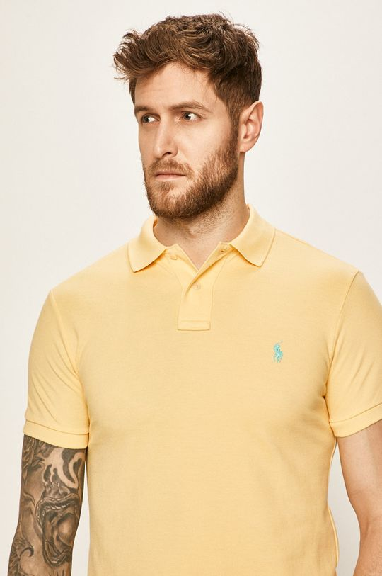 žlutá Polo Ralph Lauren - Polo tričko