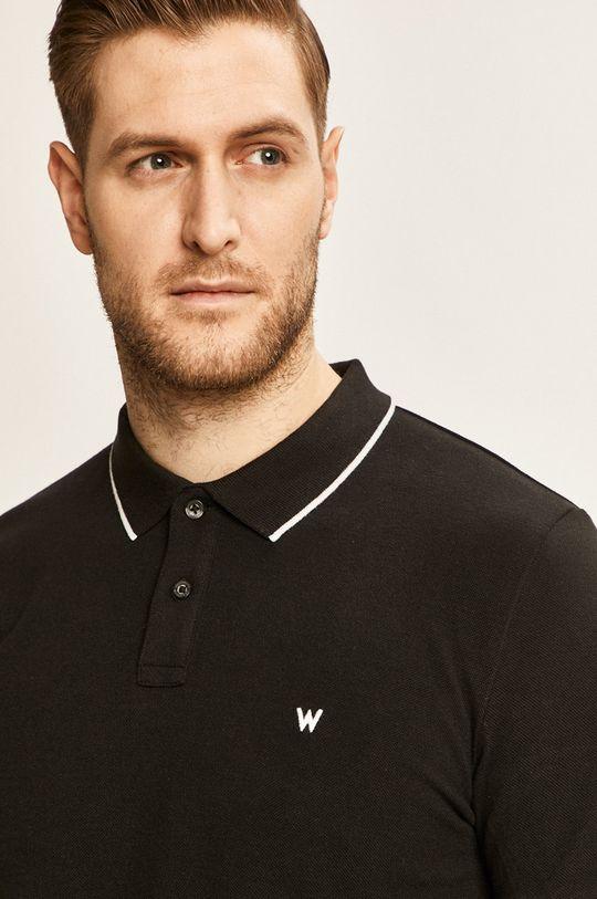 negru Wrangler - Tricou Polo