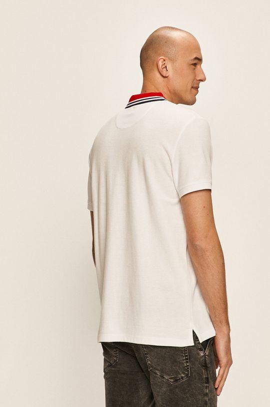 Wrangler - Тениска с яка  100% Памук