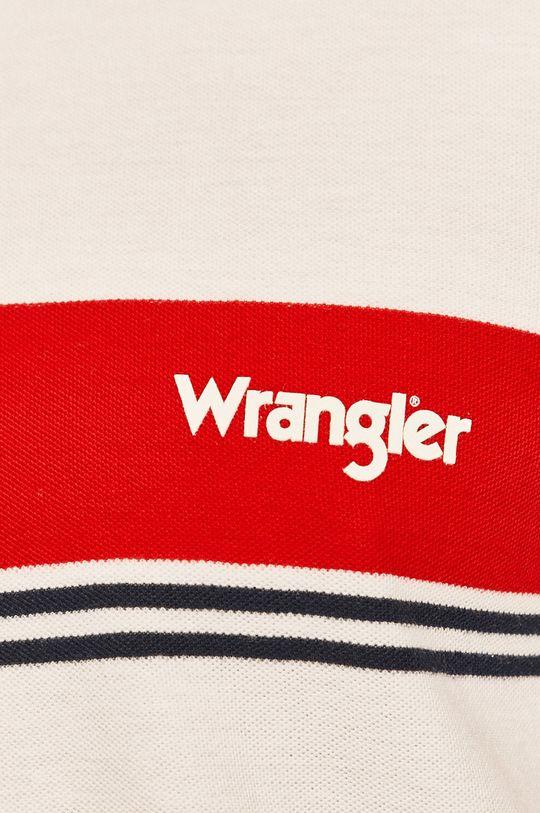 Wrangler - Тениска с яка Чоловічий