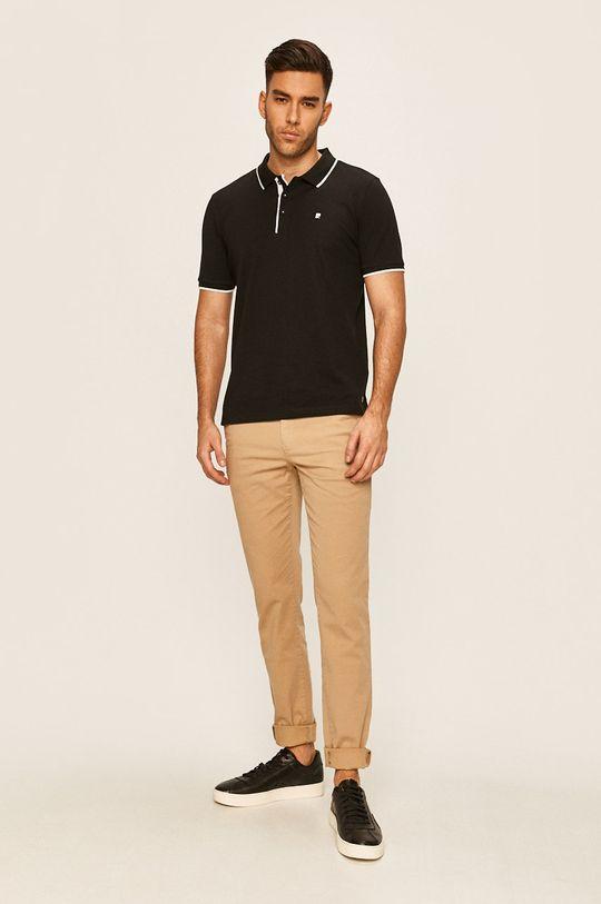 Pierre Cardin - Polo tričko černá
