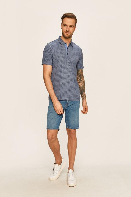 Pierre Cardin - Polo tričko fialová