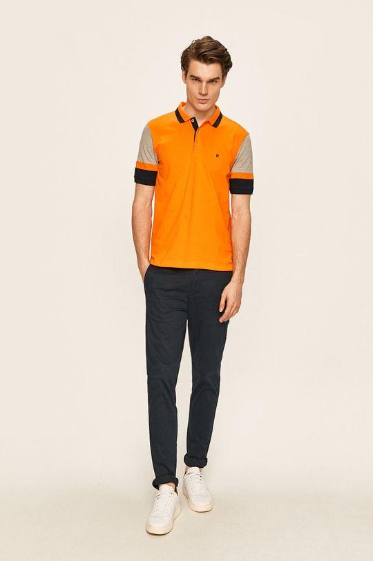 Pierre Cardin - Polo tričko oranžová