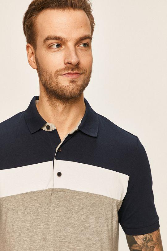 námořnická modř Pierre Cardin - Polo tričko