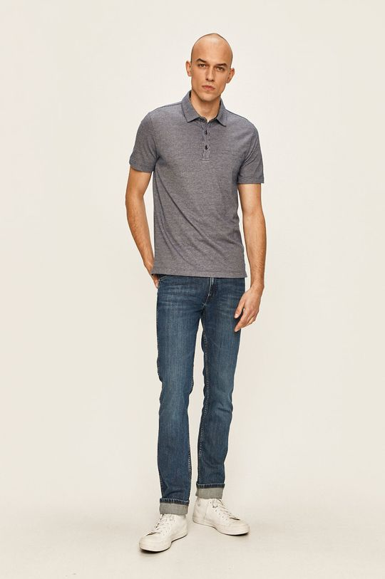 Pierre Cardin - Polo tričko námořnická modř
