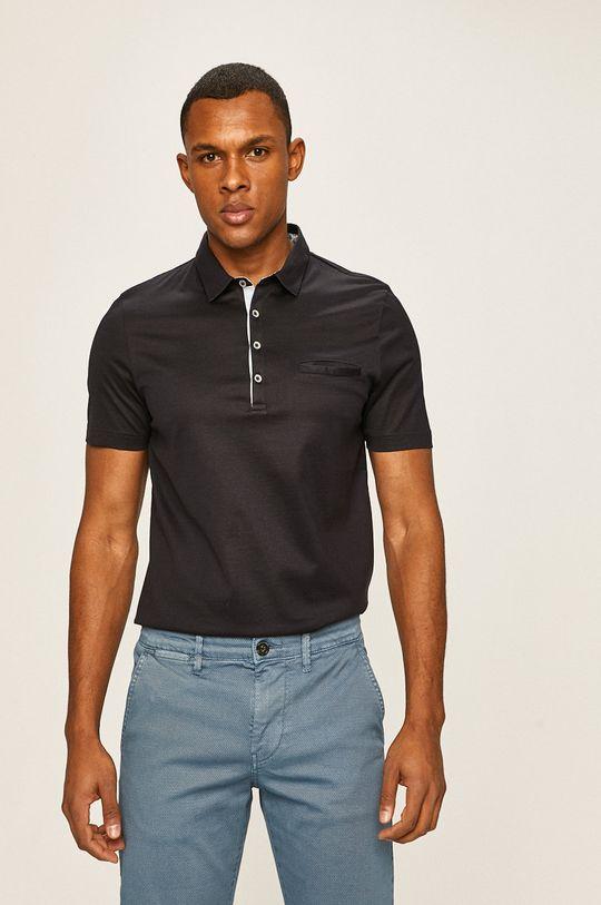 bleumarin Pierre Cardin - Tricou polo De bărbați