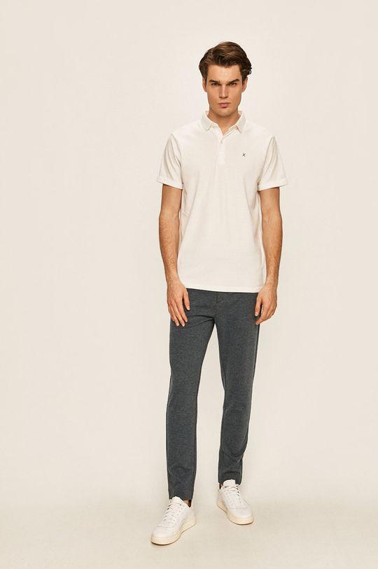 Clean Cut Copenhagen - Polo tričko biela