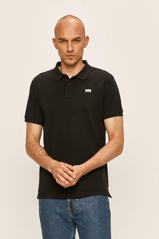 černá Helly Hansen - Polo tričko Pánský