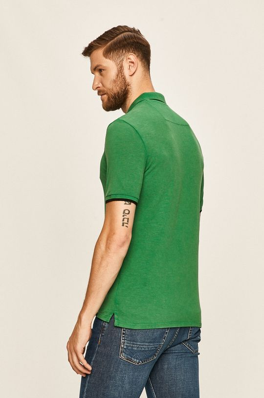 Guess Jeans - Polo tričko  100% Bavlna