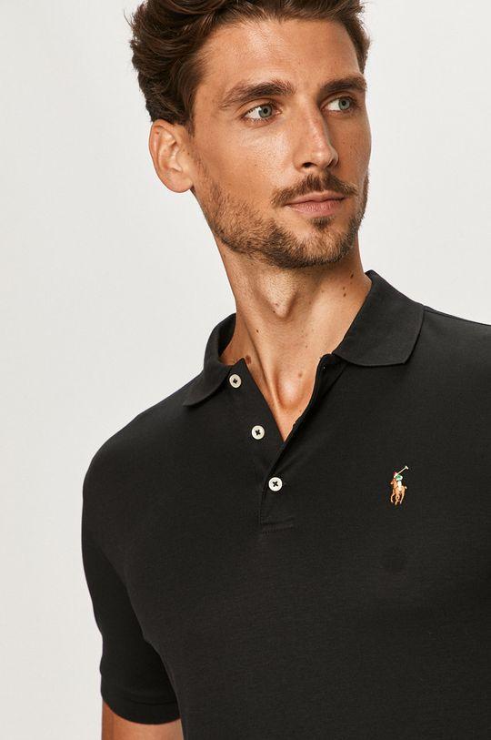 čierna Polo Ralph Lauren - Polo tričko
