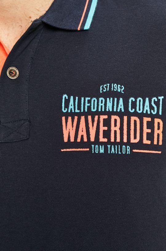 Tom Tailor Denim - Polo tričko Pánský