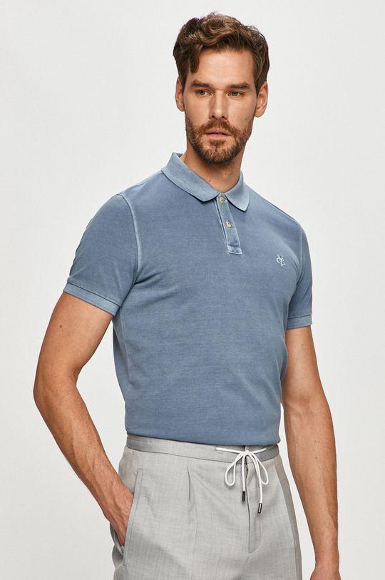 modrá Marc O'Polo - Polo tričko Pánský