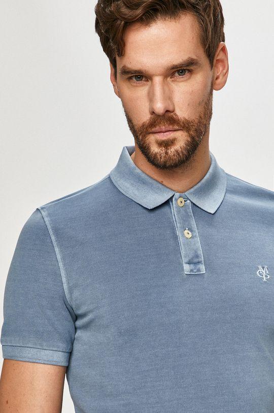 modrá Marc O'Polo - Polo tričko