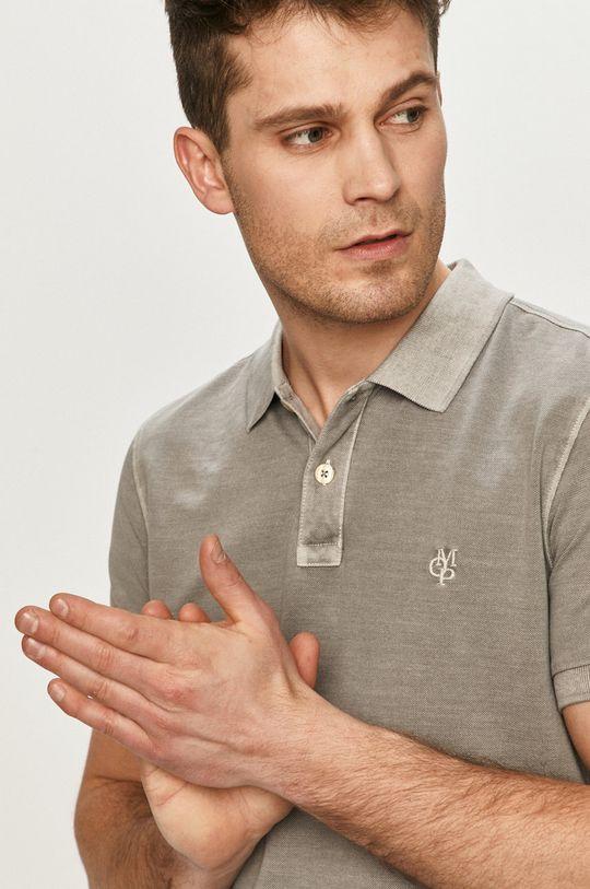 šedá Marc O'Polo - Polo tričko