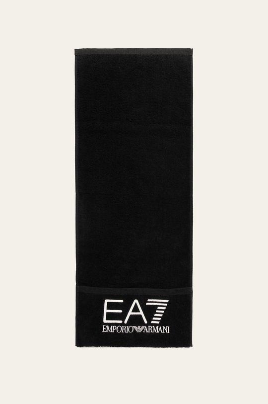 černá EA7 Emporio Armani - Ručník Unisex