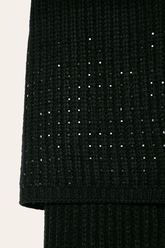 czarny Calvin Klein - Czapka i szalik