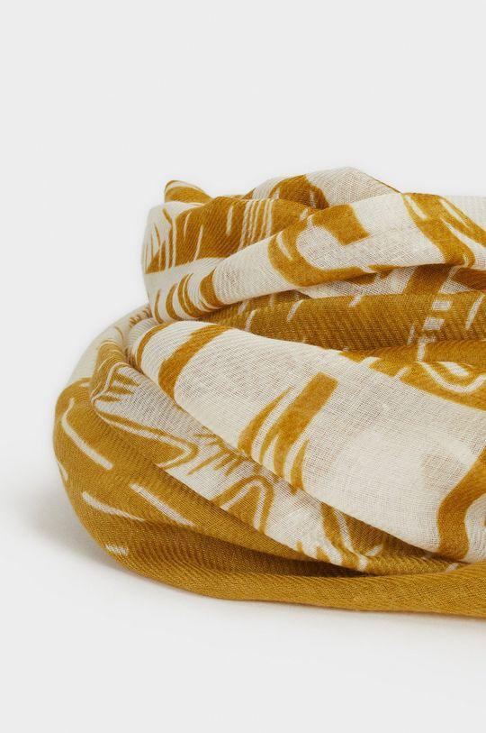 Parfois - Тънък шал жълт