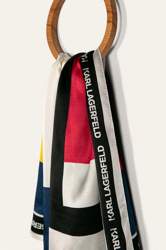 Karl Lagerfeld - Šátek vícebarevná